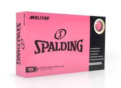 Spalding Ladies Molitor Golf Balls [15-Ball]