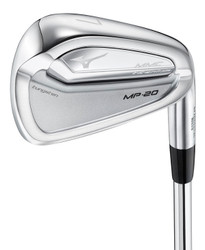 Pre-Owned Mizuno Golf MP-20 MMC/ MP-20 MB Combo Irons (6 Iron Set)