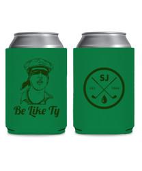 SwingJuice Golf- Be Like Ty Koozie