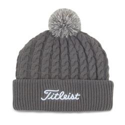 Titleist Golf- Ladies Cable Knit Pom Pom Hat
