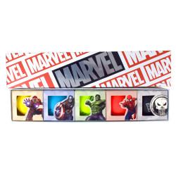 Volvik Marvel Edition Avenger 2.0 Set [5-Pack]