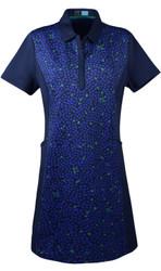 PGA Tour Golf- Ladies Geo Print Dress