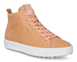 Ecco Golf- Ladies Soft Hightop Hydromax Spikeless Shoes