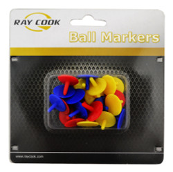 Ray Cook Golf- Ball Markers