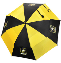 "Hot-Z Golf 62"" Double Canopy Military Golf Umbrella Army"