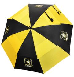 "Hot-Z Golf 62"" Double Canopy Military Golf Umbrella Army"