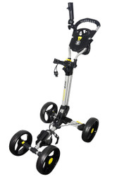 Hot-Z Golf Sport 4 Wheel Push Cart