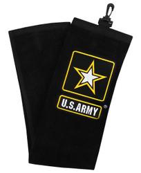 Hot-Z Golf US Military Tri Fold Towel Army