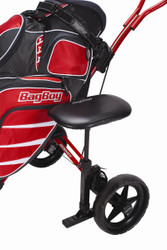 Bag Boy Golf- Push Pull Cart Seat