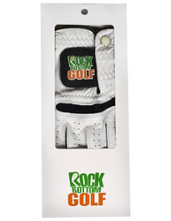 Rock Bottom Golf- MRH Cabretta Leather Glove