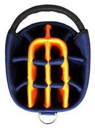 Hot-Z Golf US Military Cart Bag Navy