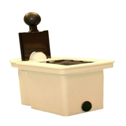 Club Clean Golf- Club & Ball Washer System w/ Bracket Kit