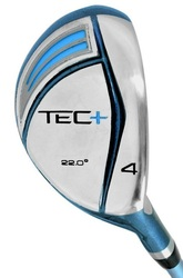 Knight Golf- Ladies Tec + Hybrid