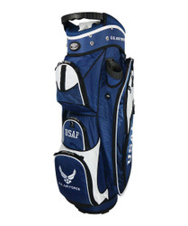 Hot-Z Golf US Military Cart Bag Air Force