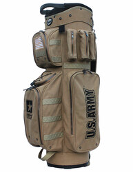 Hot-Z Golf Active Duty Cart Bag Army
