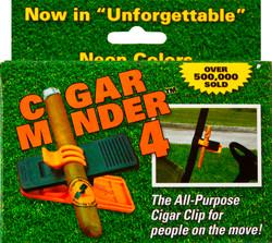 Cigar Minder- All Purpose Cigar Clip