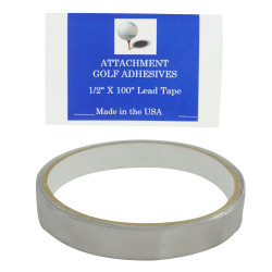 Attachment Golf Adhesives- Lead Tape