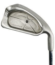 Pre-Owned Ping Golf ISI K Irons Steel (8 Iron Set) *Very Good*