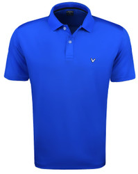 Callaway Golf Opti-Stretch Solid Polo