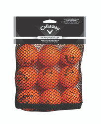 Callaway Golf- HX Soft Flight Practice Balls (9 Pack)