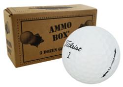 Titleist Pro V1 Mint Refinished Used Golf Balls [36-Ball]**