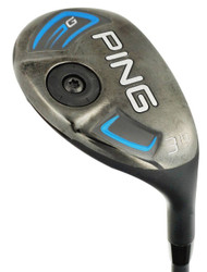 Pre-Owned MLH Ping Golf G Hybrid *Excellent* (Left Handed)