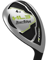 Tour Edge Golf- Hot Launch HL3 Hybrid