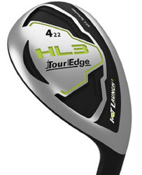 Tour Edge Golf- LH Hot Launch 3 Hybrid (Left Handed)