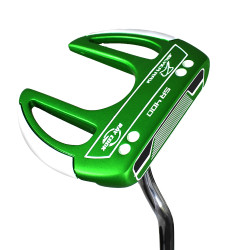 Ray Cook Golf- Silver Ray SR400 Limited Edition Green Putter