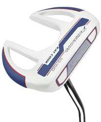 Ray Cook Golf- Silver Ray SR400 Limited Edition White Putter
