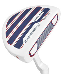 Ray Cook Golf- Silver Ray SR300 Limited Edition White Putter