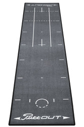 PuttOUT Golf- Putting Mat