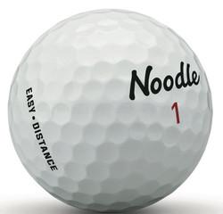 Noodle Easy Distance Golf Balls 15-Pack