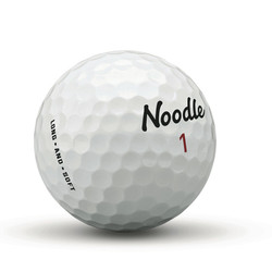 Noodle Long & Soft Golf Balls 15-Pack