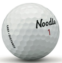 TaylorMade Noodle Easy Distance Golf Balls 24-Pack