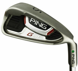 Pre-Owned Ping Golf MLH G20 Irons Steel (7 Iron Set) *Very Good* (Left Handed)