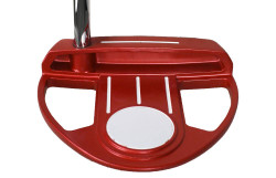 Ray Cook Golf- Gyro Limited Edition Red Putter