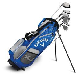Callaway Golf LH X Junior 3 7-Piece Set with Bag (Left Handed)