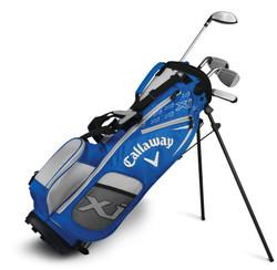 Callaway Golf X Junior 1 4-Piece Set with Bag