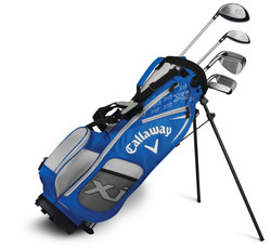 Callaway Golf X Junior 2 6-Piece Set with Bag