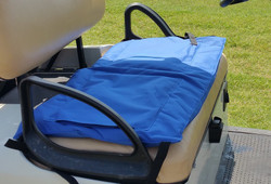 Chilly Cheeks Golf Seat- The Double