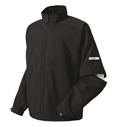 FootJoy Golf HydroLite Zip-Off Sleeves Rain Jacket