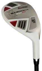Pre-Owned Tour Edge Golf MLH Bazooka Max D 45 Hybrid *Like New* (Left Handed)