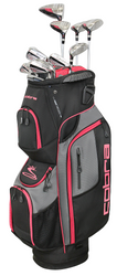 Cobra Golf- Ladies XL Speed Complete Set With Bag Graphite