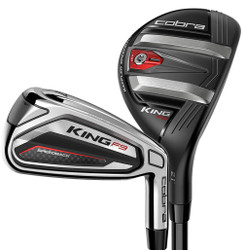 Cobra Golf- King F9 Speedback Combo Irons (7 Iron Set) Graphite