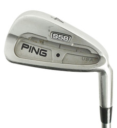 Pre-Owned Ping Golf S58 Irons Steel *Very Good*