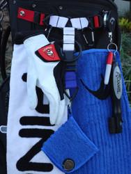 Snap-Hookz Golf Accessory Hanger