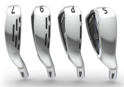 Wilson Staff- D7 Irons (7 Iron Set) Graphite