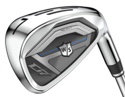 Wilson Golf- LH Staff D7 Irons Graphite (Left Handed)