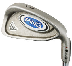 Pre-Owned Ping Golf I5 Irons Steel *Value*